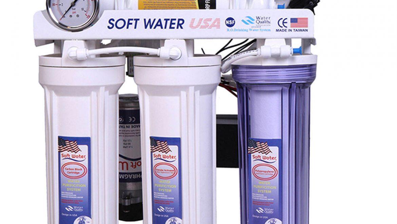 کاربرد لامپ یووی در دستگاه تصفیه آب