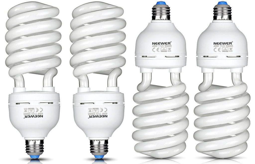 چرا لامپ فلورسنت خطر دارد؟